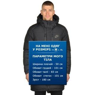 Куртка-пуховик Nike M Nsw Down Fill Parka - фото 7
