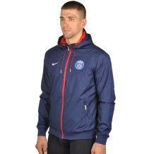 Куртка-вітровка Nike Men's Paris Saint-Germain Authentic Windrunner Jacket - фото