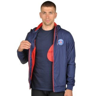 Куртка-вітровка Nike Men's Paris Saint-Germain Authentic Windrunner Jacket - фото 5