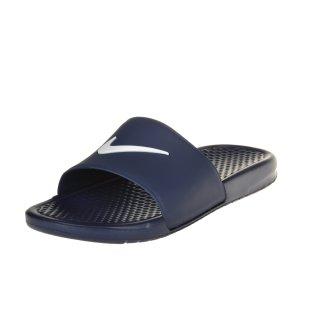 Сланці Nike Men's Benassi Shower Slide Sandal - фото 1
