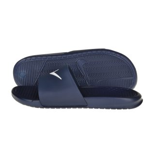 Сланці Nike Men's Benassi Shower Slide Sandal - фото 2