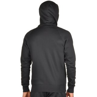 Кофта Nike Men's Jordan Flight Fleece Full-Zip Hoodie - фото 3