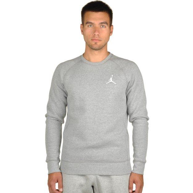 Кофта Nike Men's Jordan Flight Fleece Crew Sweatshirt - MEGASPORT