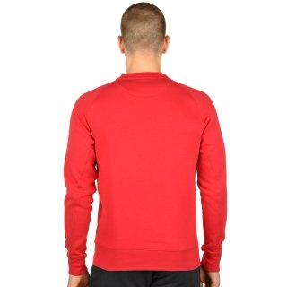 Кофта Nike Men's Jordan Flight Fleece Crew Sweatshirt - фото 3