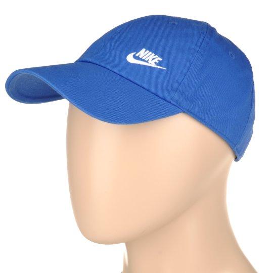 Кепка Nike Twill H86 - Blue - фото