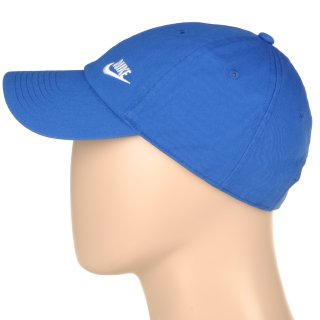 Кепка Nike Twill H86 - Blue - фото 2
