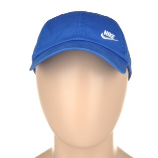 Кепка Nike Twill H86 - Blue - фото 5