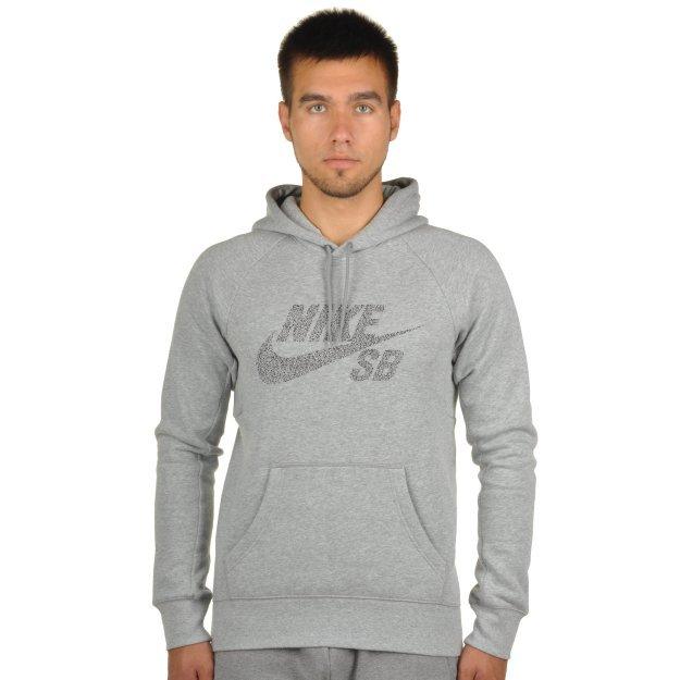 Кофта Nike Men's Sb Icon Dots Pullover Hoodie - MEGASPORT
