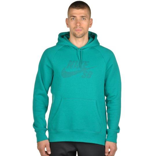 Кофта Nike Men's Sb Icon Dots Pullover Hoodie - фото