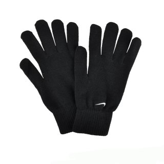 Рукавички Nike Knitted Gloves L/Xl Black/White - фото 1