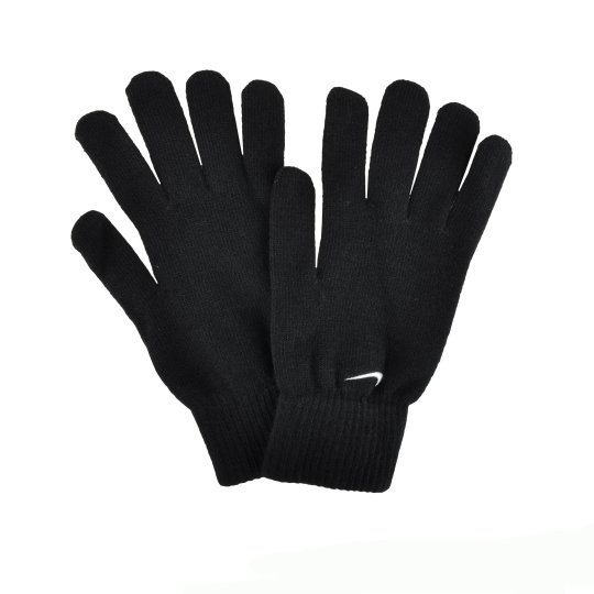 Рукавички Nike Knitted Gloves L/Xl Black/White - фото