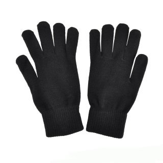 Рукавички Nike Knitted Gloves L/Xl Black/White - фото 2