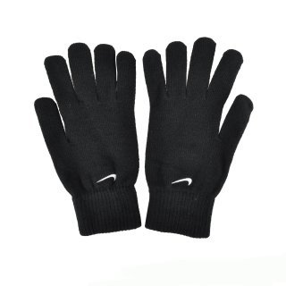 Рукавички Nike Knitted Gloves L/Xl Black/White - фото 3