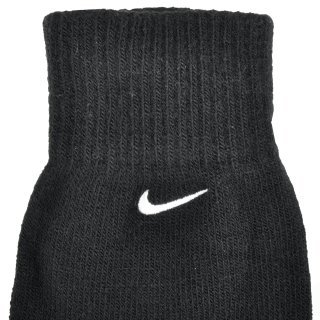 Рукавички Nike Knitted Gloves L/Xl Black/White - фото 4