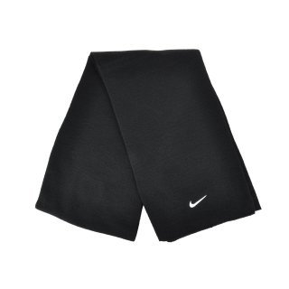 Шарф Nike Knitted Scarf Black/White - фото 1
