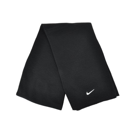 Шарф Nike Knitted Scarf Black/White - фото