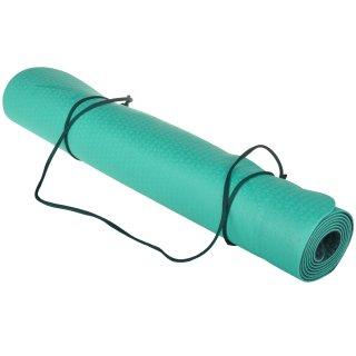 Аксесуари для тренувань Nike Fundamental Yoga Mat (3mm) Osfm Atomic Teal/Dark Atomic Teal - фото 2