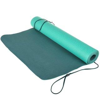 Аксесуари для тренувань Nike Fundamental Yoga Mat (3mm) Osfm Atomic Teal/Dark Atomic Teal - фото 3
