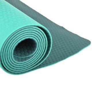 Аксесуари для тренувань Nike Fundamental Yoga Mat (3mm) Osfm Atomic Teal/Dark Atomic Teal - фото 5