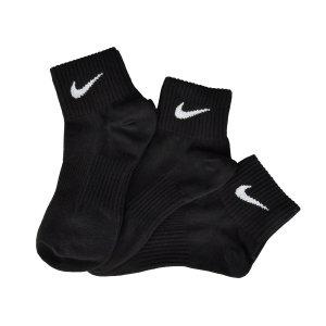 Шкарпетки Nike 3ppk Lightweight Quarter (S,M, - фото 2