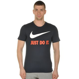 Футболка Nike Tee-New Jdi Swoosh - фото 1