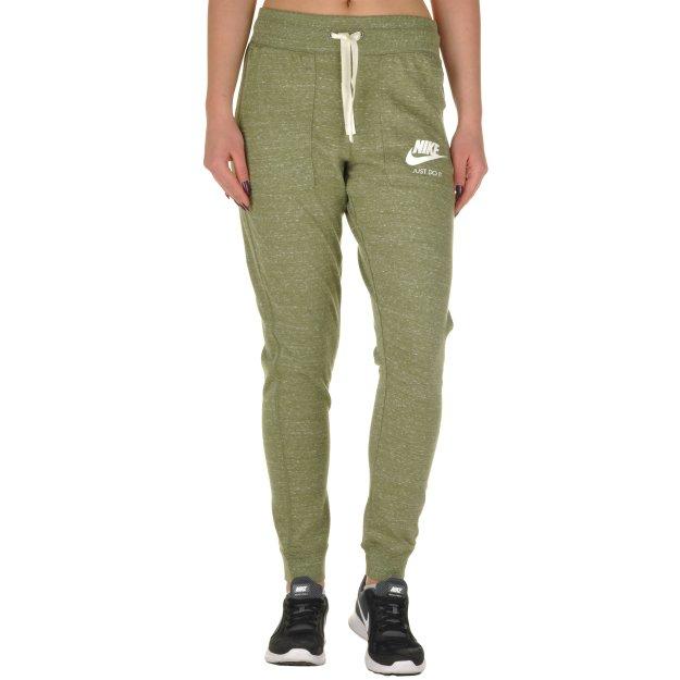 Спортивные штаны Nike W Nsw Gym Vntg Pant - 99304, фото 1 - интернет-магазин MEGASPORT