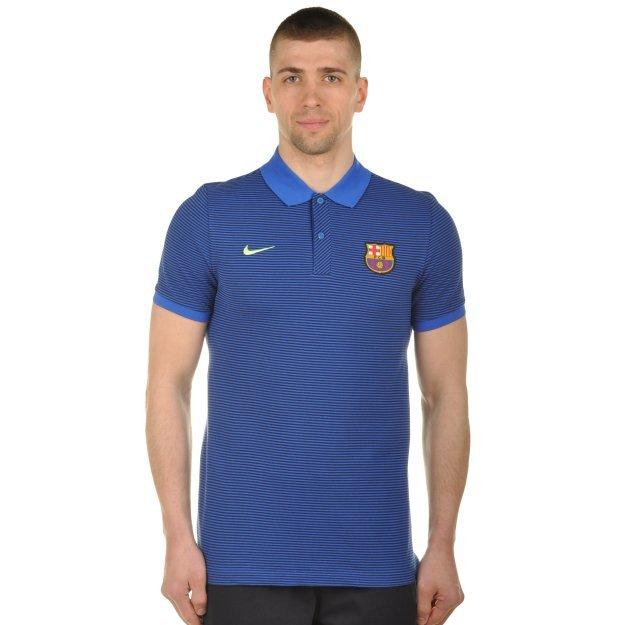 Поло Nike FCB Auth Gs Slim Polo - MEGASPORT