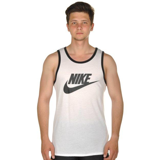 Майка Nike M Nsw Tank Ace Logo - MEGASPORT