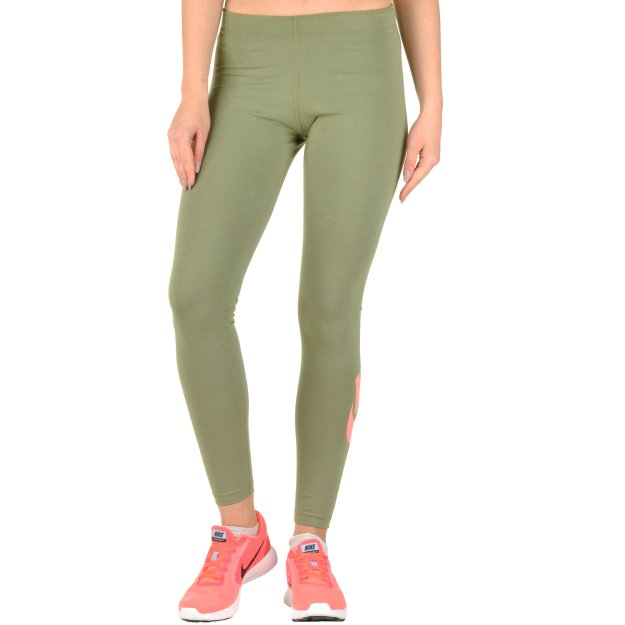 Лосини Nike W Nsw Leg A See Lggng Logo - MEGASPORT