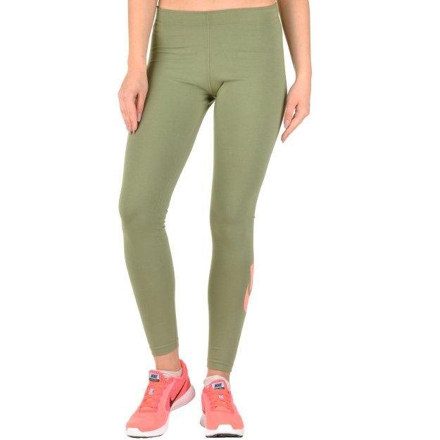 Лосины Nike W Nsw Leg A See Lggng Logo - MEGASPORT