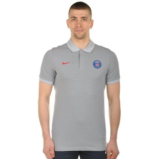 Поло Nike PSG M Nsw Gsp Pq Aut - MEGASPORT