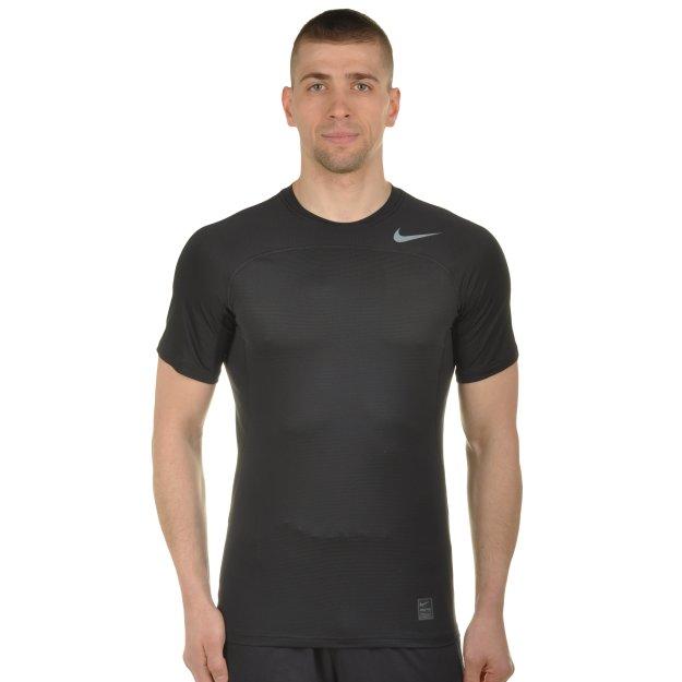 Футболка Nike M Np Hprcl Top Ss Fttd - MEGASPORT