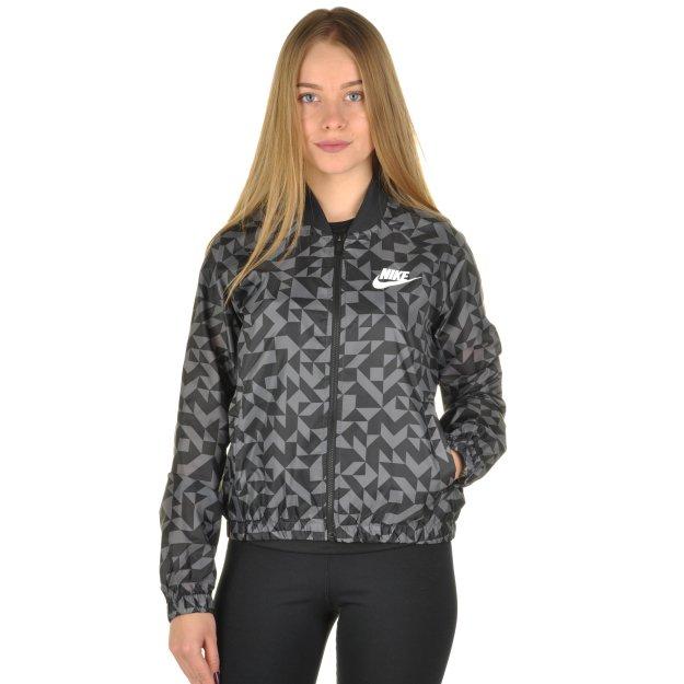 Вітровка Nike W Nsw Jkt Tangrams - MEGASPORT