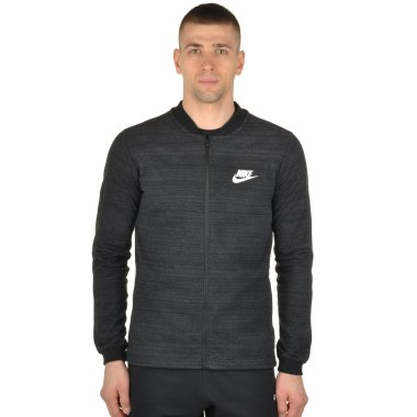 Кофты nike M Nsw Av15 Jkt Knit - 99352, фото 1 - интернет-магазин MEGASPORT