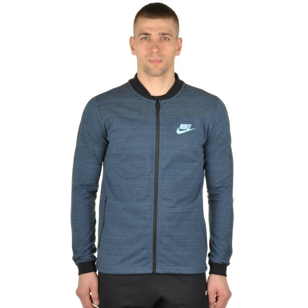 Кофта Nike M Nsw Av15 Jkt Knit - 99353, фото 1 - интернет-магазин MEGASPORT