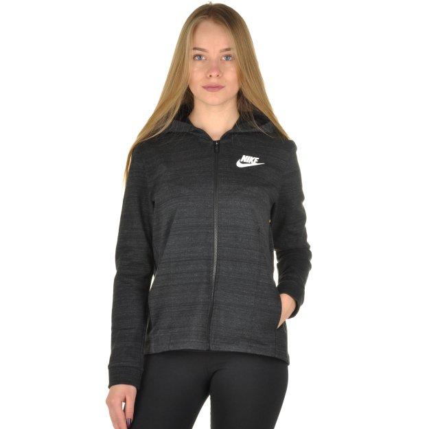 Кофта Nike W Nsw Av15 Jkt Knt - MEGASPORT