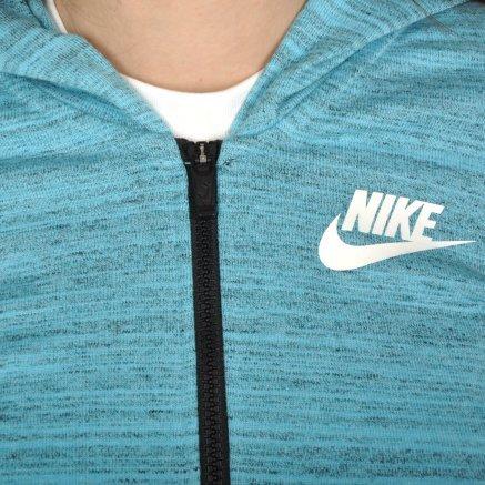 Кофта Nike W Nsw Av15 Jkt Knt - 99249, фото 6 - интернет-магазин MEGASPORT