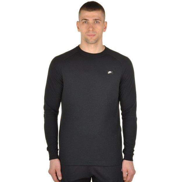 Кофта Nike M Nsw Modern Crw Lt Wt - 99360, фото 1 - интернет-магазин MEGASPORT