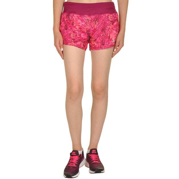 Шорты Nike W Nk Flx Short 3in Rival Pr Su - MEGASPORT