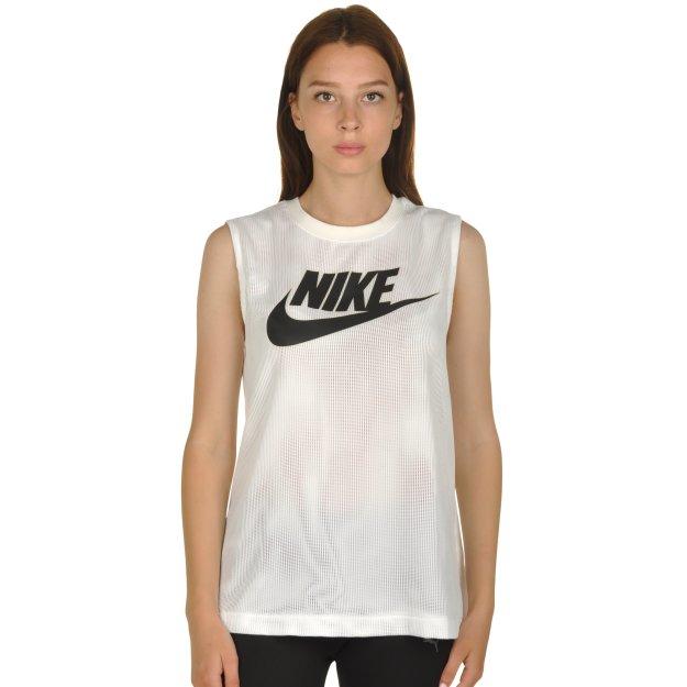 Майка Nike W Nsw Tank Mesh - MEGASPORT