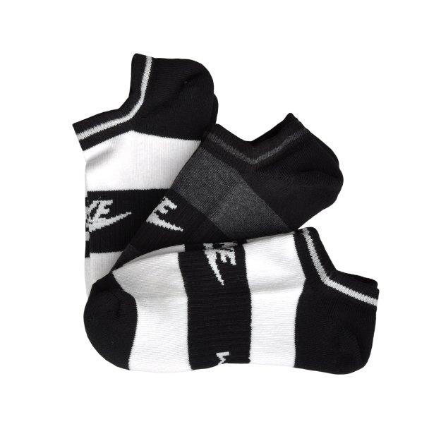 Носки Nike Women's Sportswear No Show Sock (3 Pair) - MEGASPORT