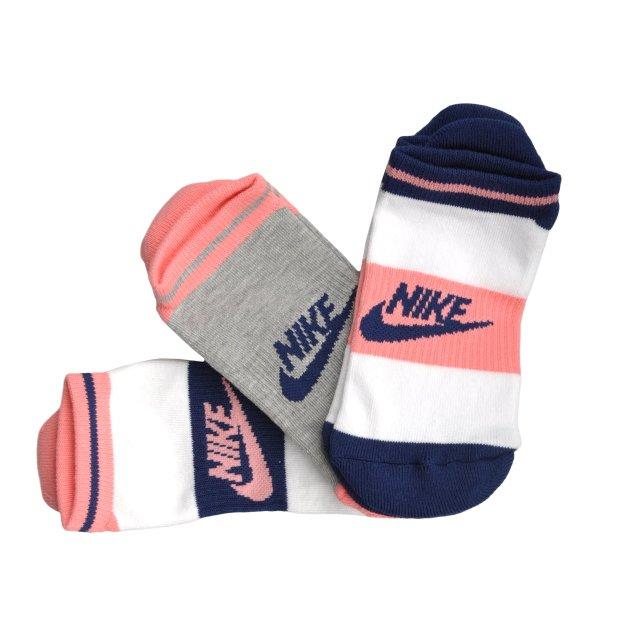 Шкарпетки Nike Women's Sportswear No Show Sock (3 Pair) - MEGASPORT