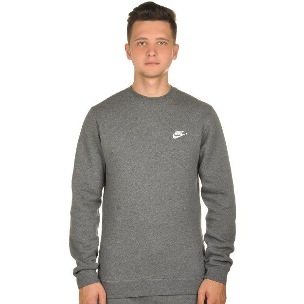 Кофта Nike M Nsw Crw Flc Club - MEGASPORT