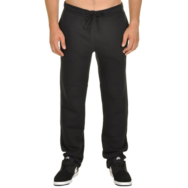 Спортивные штаны Nike M Nsw Pant Oh Flc Club - 94886, фото 1 - интернет-магазин MEGASPORT