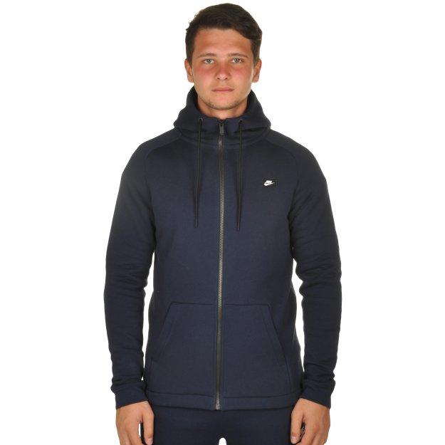 Кофта Nike M Nsw Modern Hoodie Fz Bb - MEGASPORT