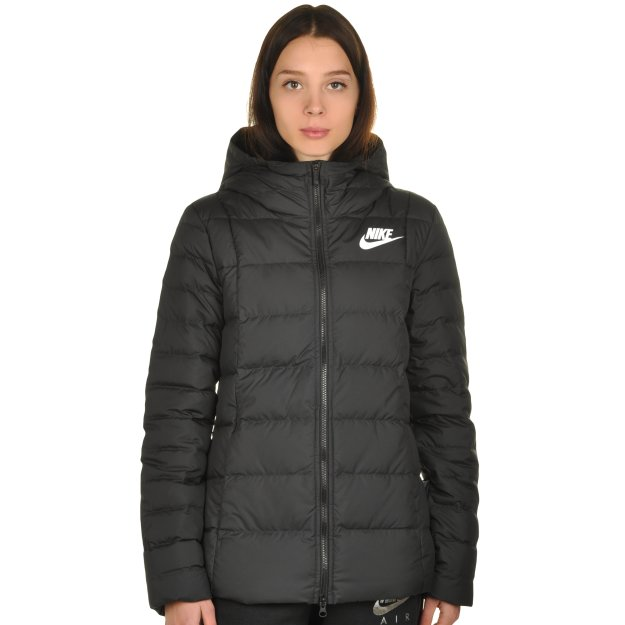 Пуховик Nike W Nsw Dwn Fill Jkt Hd - MEGASPORT