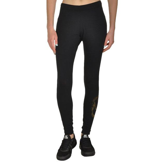 Леггинсы Nike W Nsw Lggng Metallic - MEGASPORT