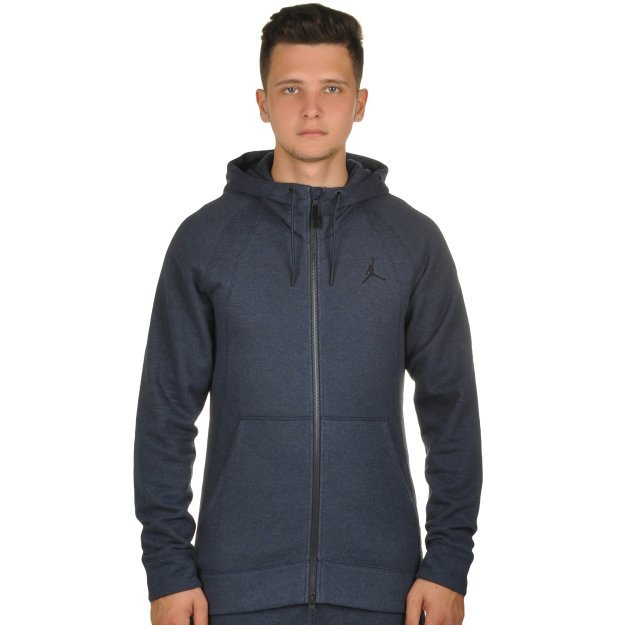 Кофта Nike Jsw Wings Fleece Fz - MEGASPORT
