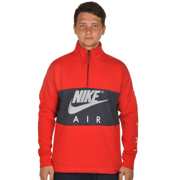 Кофта Nike M Nsw Top Air Hz Flc - MEGASPORT