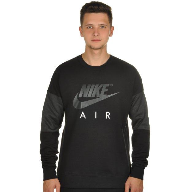 Кофта Nike M Nsw Crw Ls Air - MEGASPORT